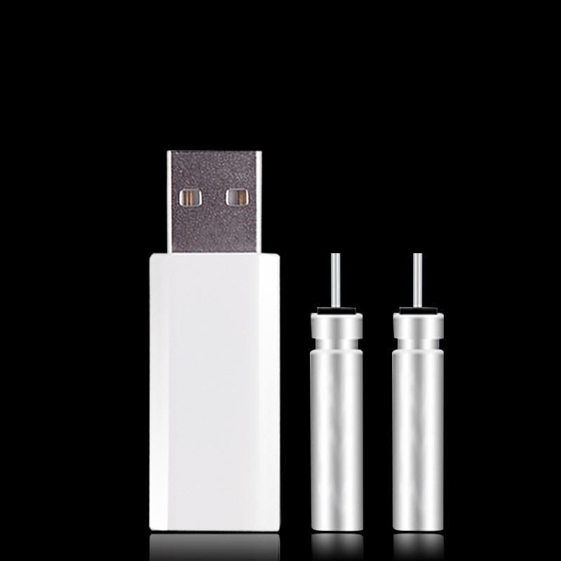 충전식 CR425 배터리 세트 충전기 장치에 대 한 USB 정장 충전식 낚시 플로트 배터리 낚시 액세서리 295 B3