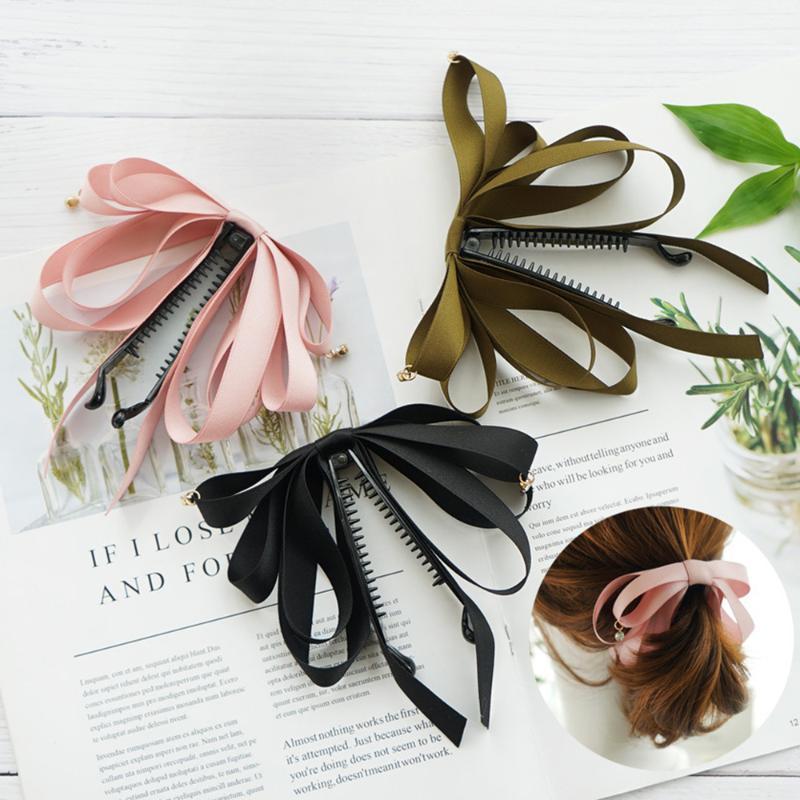 Nouvelle épingle à cheveux en épingle à cheveux sucrée Banane Hair Clip Femmes Fashion Hair Accessories Clip Fashion Clip