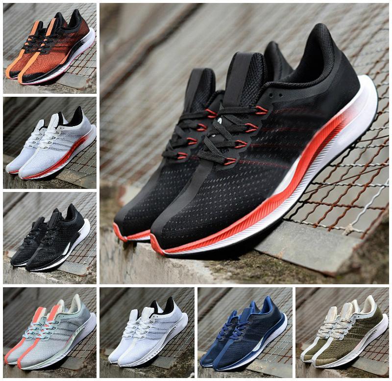2021 جديد Zoom Pegasus Turbo بالكاد رمادي الساخن لكمة الأحذية السوداء الأبيض رخيصة chaussures الرجال النساء رد فعل التكبير x pegasus 35 المدربين zapatillaes