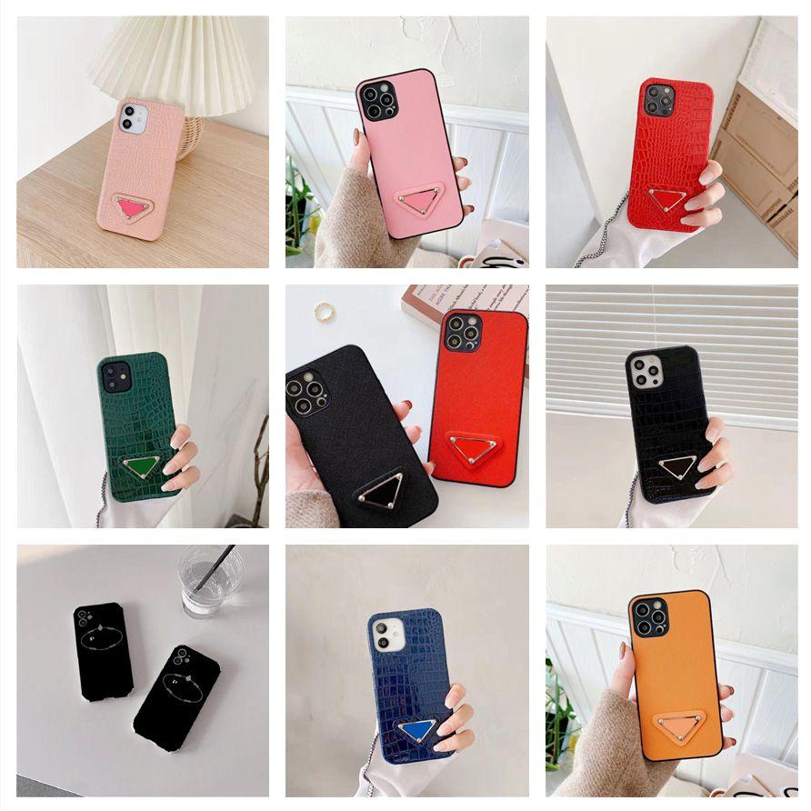 Luxurys Cell iPhone13 Capas Designers Caso de iPhone de couro para iPhones 6 6s 6PLUS 6SPLUS 7 7PLUS 8 8PLUS XS XSMAX 11 11PRO 11PROMAX 12 12PRO 12PROMAX 12MINI BEM BEM
