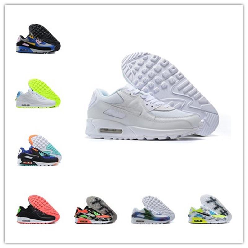 2021 أحدث 90 الاحذية الرجال chaussures 90s كامو dancefloor الأخضر supernova الثلاثي الأبيض الأسود رجل المدربين في الهواء الطلق الرياضة أحذية رياضية