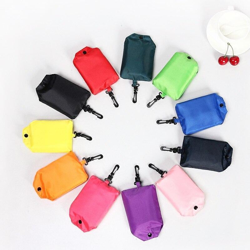 Neue Einkaufstüten Waschbare faltbare Einkaufen Einkaufstaschen Robuste leichte Öko-freundliche Umhängetasche