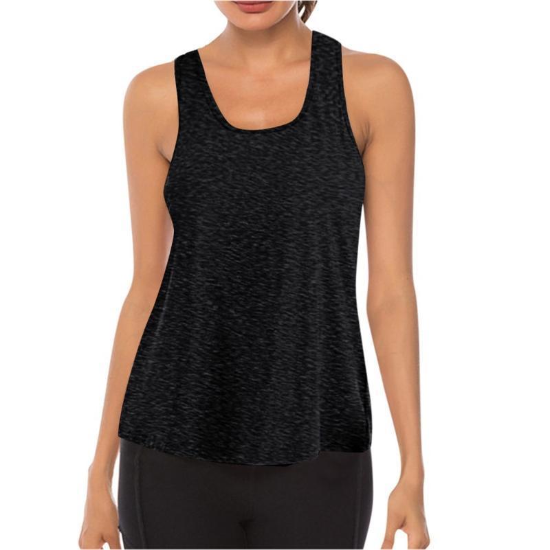 Kadın Tankları Camis Kadınlar Egzersiz Tops Örgü Racerback Tank Gömlek Spor Salonu Açık Geri Nefes İplik Kıyafetleri Yılan Yılan Baskı Harajuku Kadın T-shirt