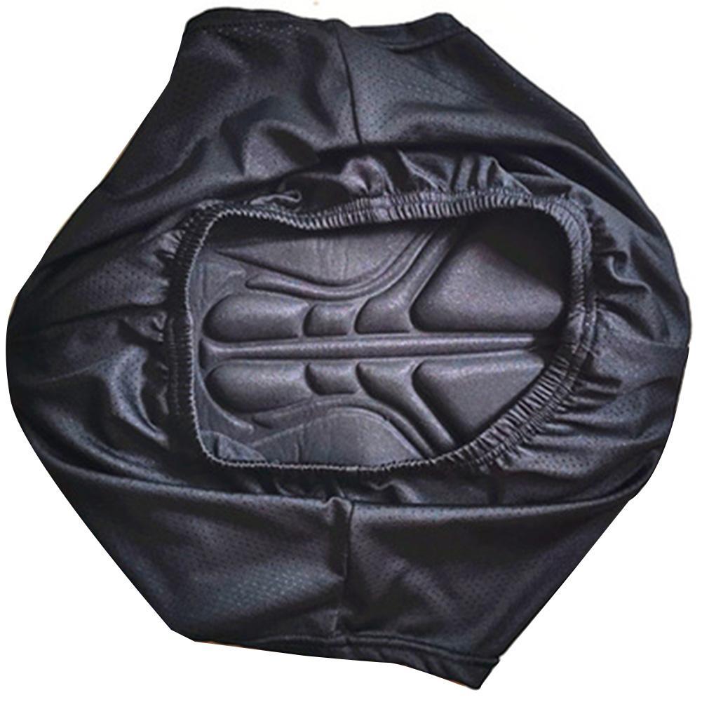 Hommes épaissi ort épaissie cyclisme shorts confortables sous-vêtements Sponge gel 3D rembourré vélo courtes pantalons m2