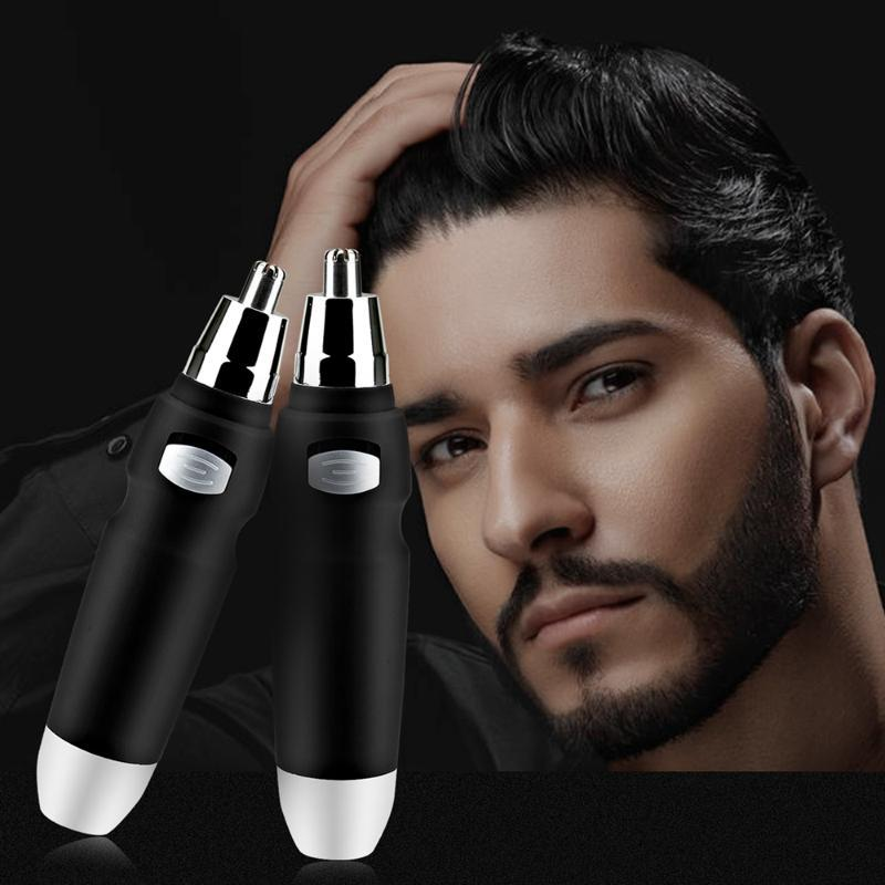 كهربائي الأنف المتقلبين الأذن يتناولون الحلاقة الانتهازي السلامة العناية بالوجه الشعر للرجال إزالة الحلاقة اللحية التنظيف