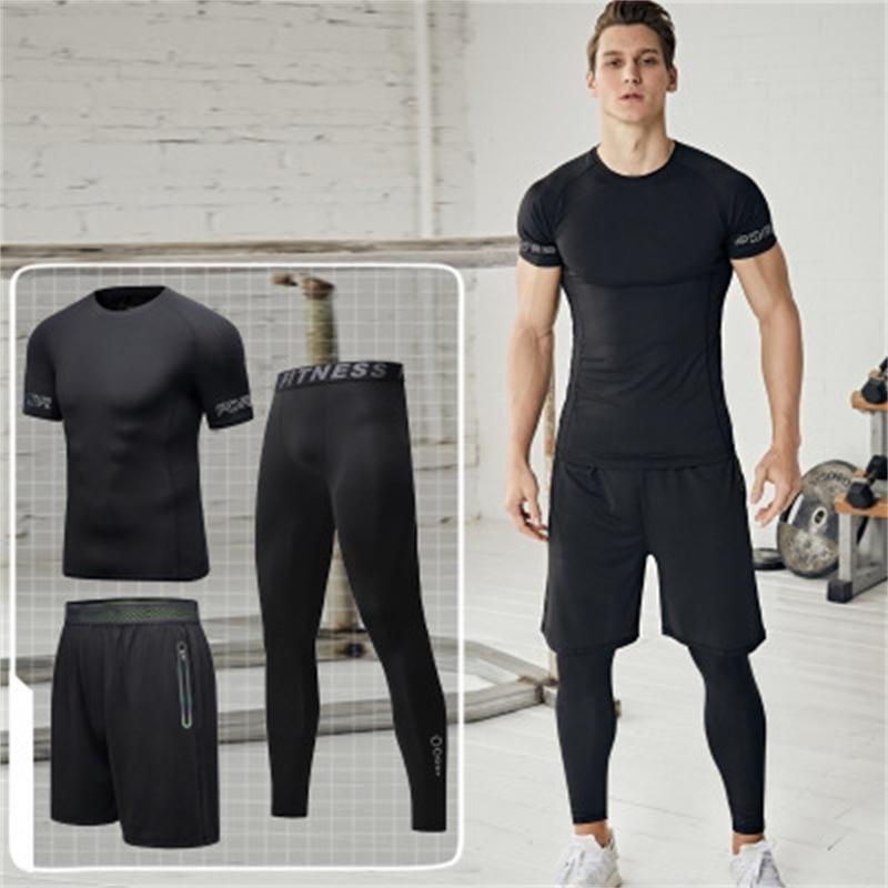 2021 Summer Asciugatura rapida Asciugatura da pallacanestro sportswear T-shirt da corsa