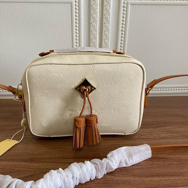 حقيبة الكاميرا المرأة الصليب أكياس الجسم سيدة محفظة أزياء جلد البقر جلد طبيعي تنقش الماس نمط سستة قابل للتعديل حزام الكتف