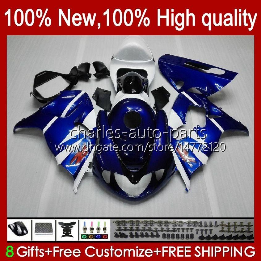 Carrosserie voor Suzuki Srad TL1000R TL 1000R TL1000 R 98 99 00 2001 2002 2003 Body 19HC.14 Fabrieksblauw TL-1000R 98-03 TL-1000 TL 1000 R 1998 1999 2000 01 02 03 OEM Fairing Kit