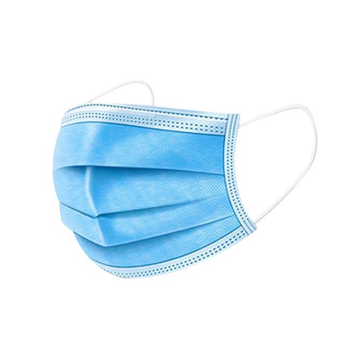 face mask breathable Civilian mask Disposable Protective Civil Mask to prevent harmful substances virus dust bacteria masks