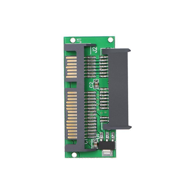 1.8in mikro SATA'ya SATA'ya 2.5 SSD sabit sürücü disk adaptörü kartı Dizüstü bilgisayar dönüştürücü kartı için dahili IC yongası