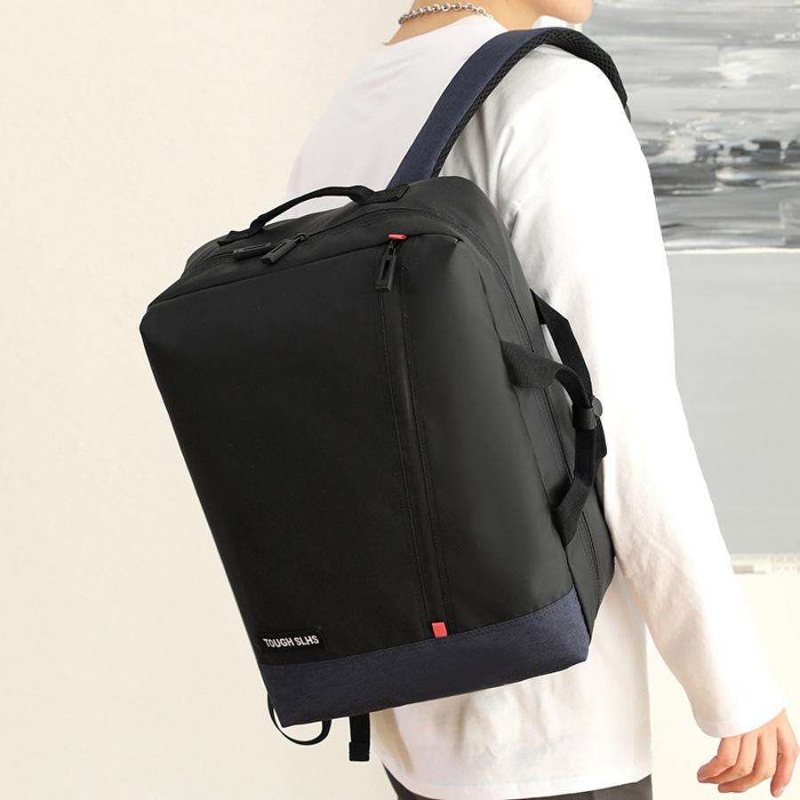 Ferramental Funcional Travel Computador Mochila Trendy Simples College Estudantes Escola Bolsa Masculina NDXG