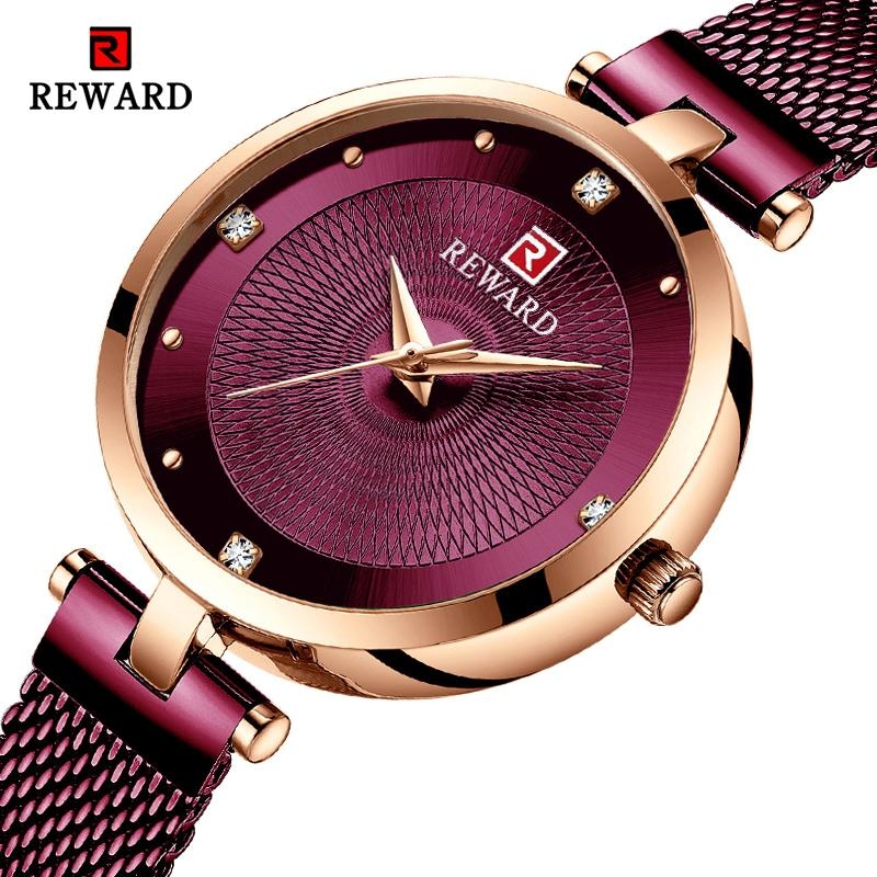 New reloj mujer 2021 Luxury Women Watches Fashion Dress Quartz Watch Ladies Simple Casual Waterproof Wrist Watch Relogio Feminin C0227