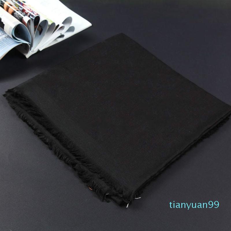 Top vendendo alta qualidade clássico mulheres lenço lenços de moda xale 140 * 140cm mens cashmere lenço sem caixa