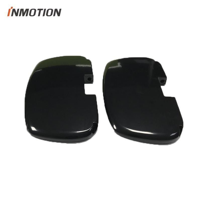 Inmotion V10 V10F 외발 자전거 자체 전기 스쿠터 스케이트 보드 호버 보드 페달 액세서리에 대한 원래 금속 페달 패드