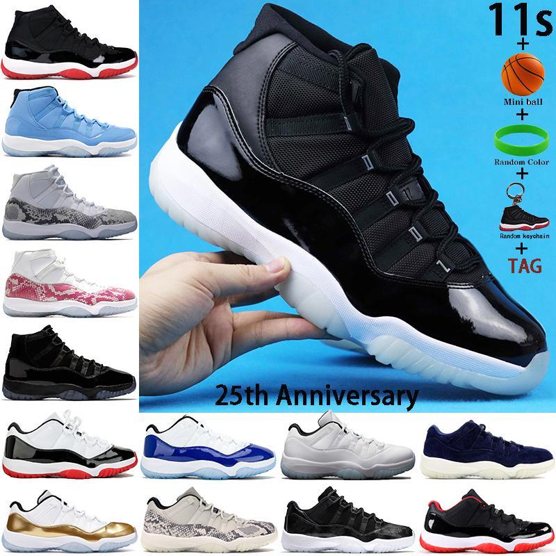 11 11S جديدة أحذية كرة السلة Jumpman منخفضة أسطورة أزرق أبيض ولدت المخملية قمة الرمادي الوريثة الأزرق بانتون رجل إمرأة حذاء رياضة مدرب