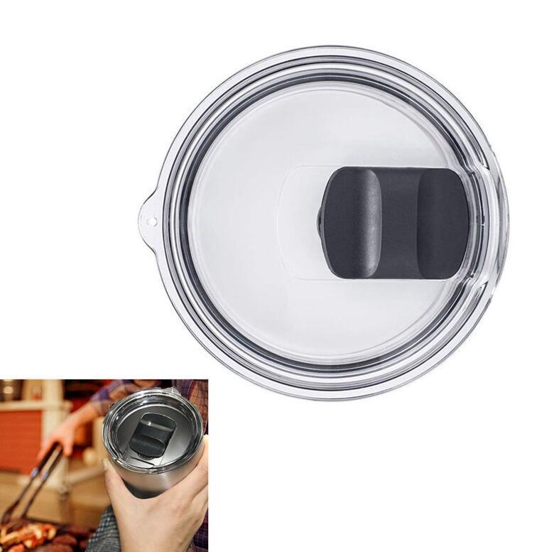 Novo Plástico LID Magnético Prova de derramamento para canecas Canecas Lids LID à prova de vazamento DHL Frete grátis 20oz 30oz copos tampas WWA120
