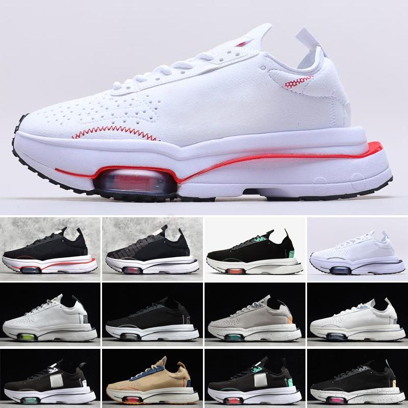 2021 Zoom Type N.354 Menta Noir Sommet Chaussures Blancs Hommes Femmes Zoomx des Chaussures Mens Casual Sport Entraîneurs Sneakers Top Qualité Taille 36-45