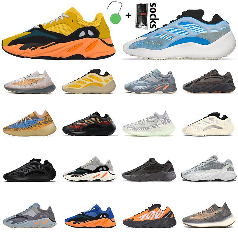 2021 Newest 500 700 Blue OAT V2 Azareth V3 Мужские Тренеры на открытом воздухе Обувь для Женщин Runner Runner Azael Vanta Mauve Спортивные кроссовки 36-46
