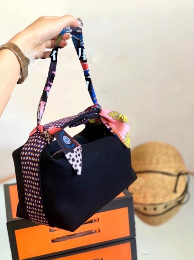 화장실 가방 남성 여분의 대형 워시 가방 화장품 화장실 파우치 여성 미용 메이크업 케이스 Pochette Accessoires 신호 지퍼 키트 캔버스
