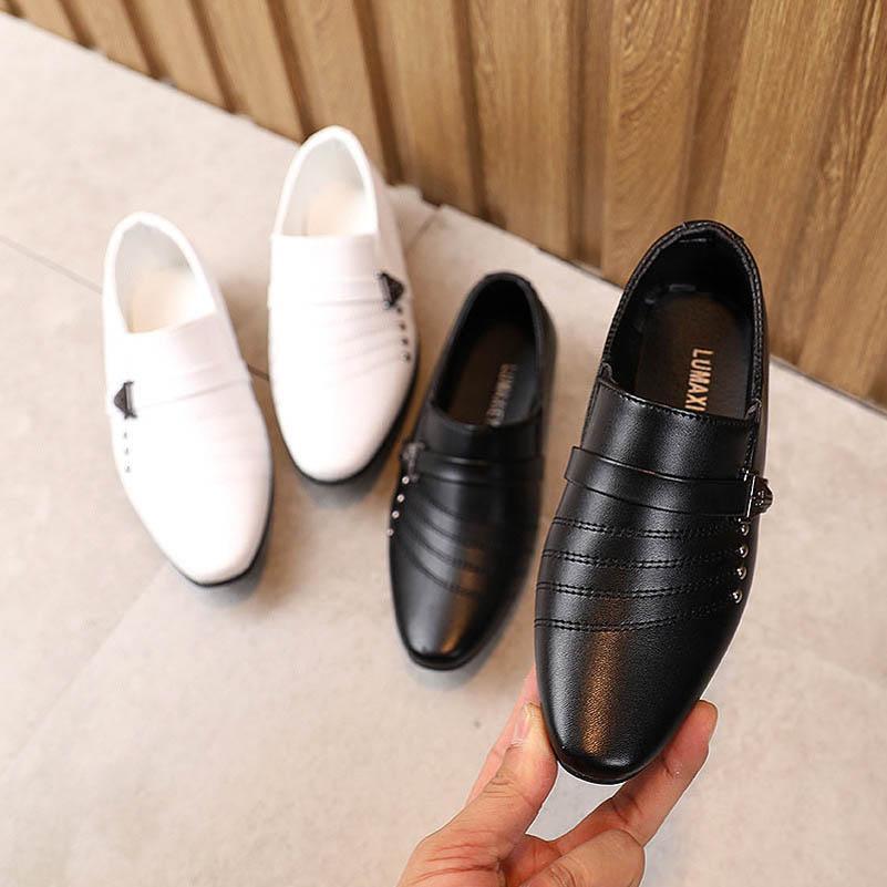 Çocuklar Ayakkabı Çocuklar Rahat Ayakkabı Erkek Ayakkabı Çocuk Ayakkabı Çocuk Giyim Bebek Bahar Sonbahar Mektup Moda Ayakkabı B4234