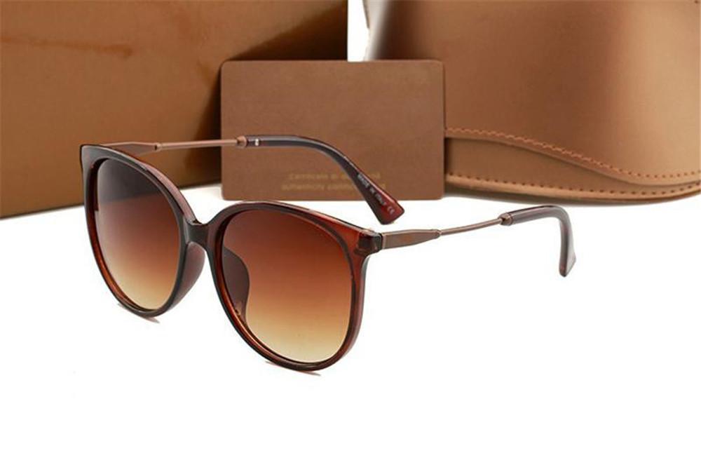 Moda 1719 Designer Sunglasses Homens Mulheres Óculos Óculos Ao Ar Livre Quadro PC Moda Clássico Senhora Sun Óculos Espelhos Para As Mulheres