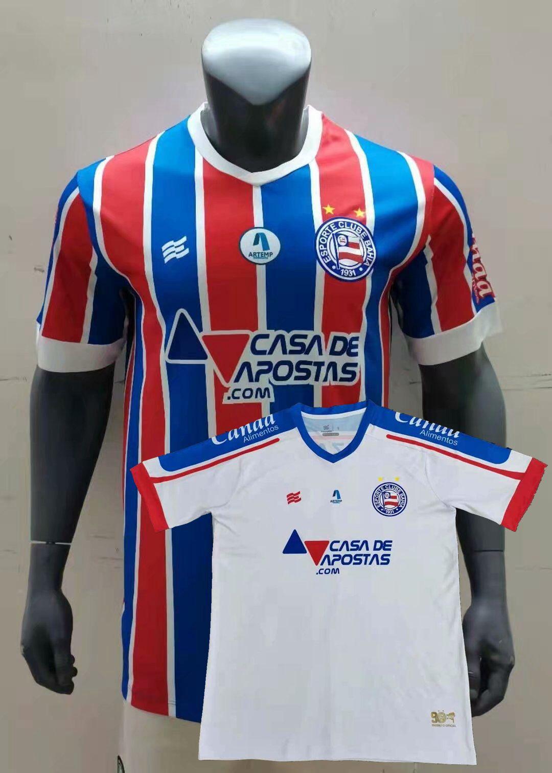 Acquista 2021 2022 Maglie Di Calcio BAHIA BAHIA Home Away 21 22 Jersey Di Camicia Da Calcio A 11,47 € Dal Xx233792844   It.DHgate.Com