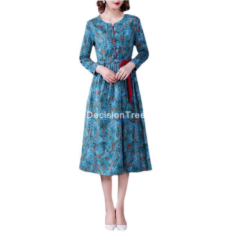 2021 Леди Китайский стиль вечеринка платье сатин Мандарин воротник Qipao платье сексуальный Cheongsam Vestidos китайская элегантная вечеринка Qipao
