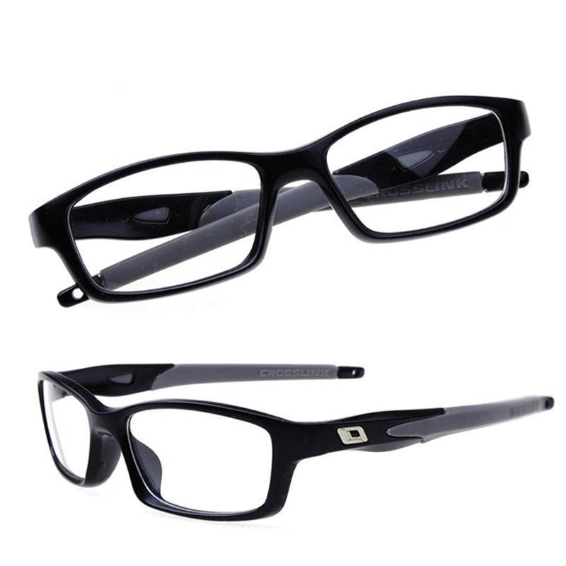 2021 Fashion Eyeglasses Marco Prescripción Eyewear Marco de espectáculos Glasses Marca óptica Gafas de ojo Marcos para hombres