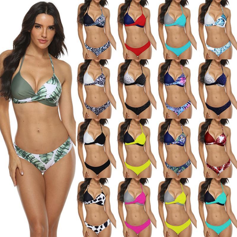 المرأة ملابس السباحة بيكيني مجموعة المايوه المايوه المايوه الصيف ملابس ملابس النساء البرازيلي biquini السباحة الشاطئ مايكرو بيكيني مجموعة