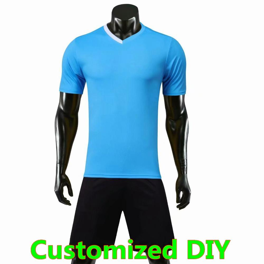 DIY Custom Tennis Jersey Schools team Customized Made to order Yourself name number shirt Men Kits Uniforms 028