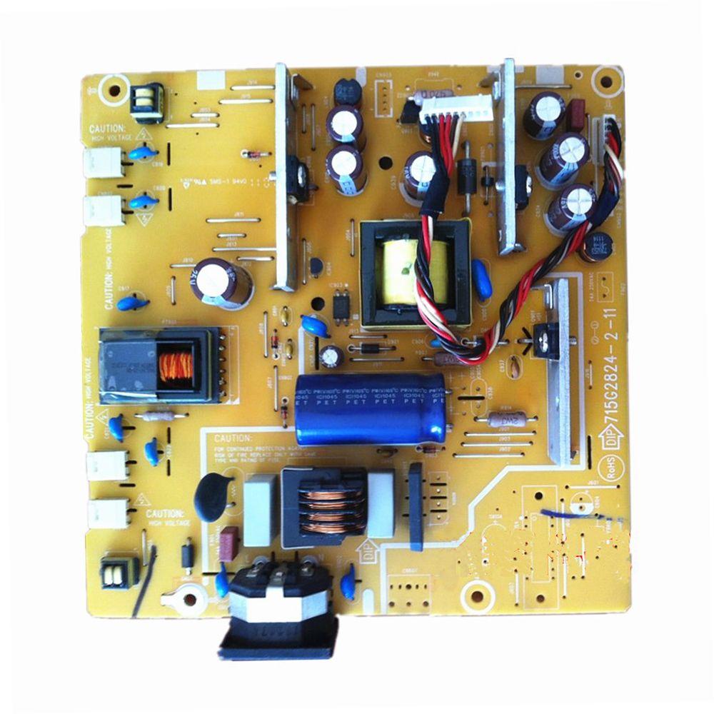 6 líneas Monitor LCD PCB Fuente de alimentación TV Unidad AOC 2217V + G2219 919SW 190CW9 715G2824-2