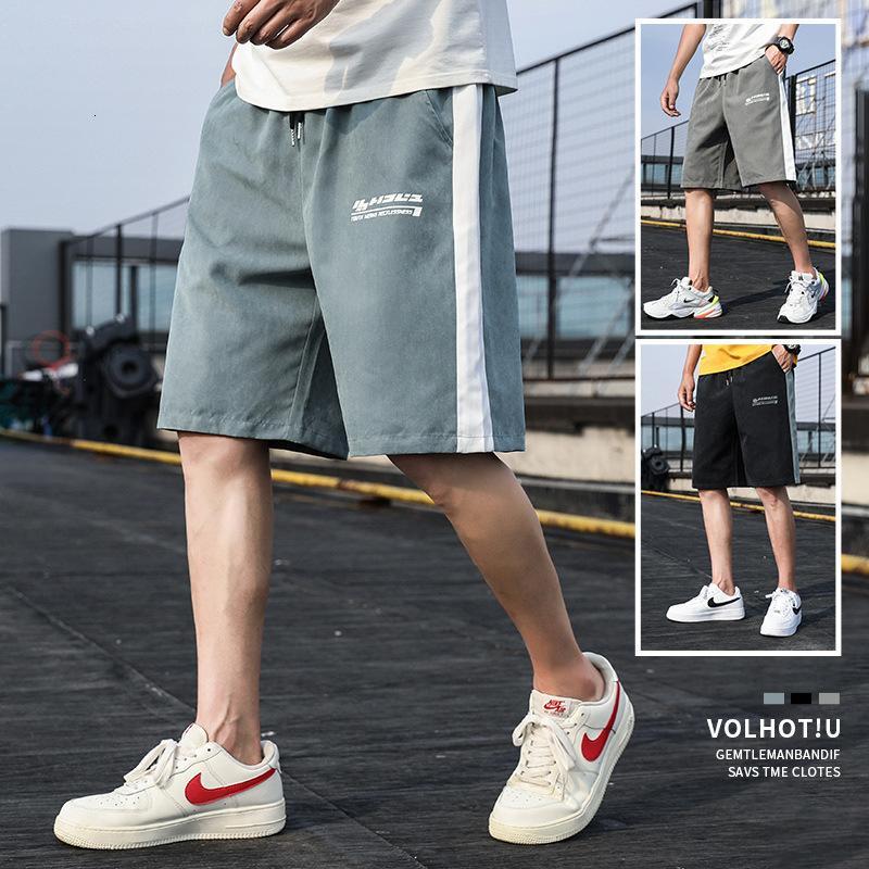 2021 estate nuovi pantaloncini moda uomo casual da uomo pantaloni da spiaggia