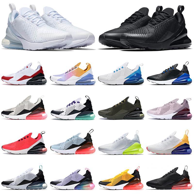 max 270s zapatos para correr por todo el mundo hombre entrenadores deportivos al aire libre zapatillas de tenis corredor