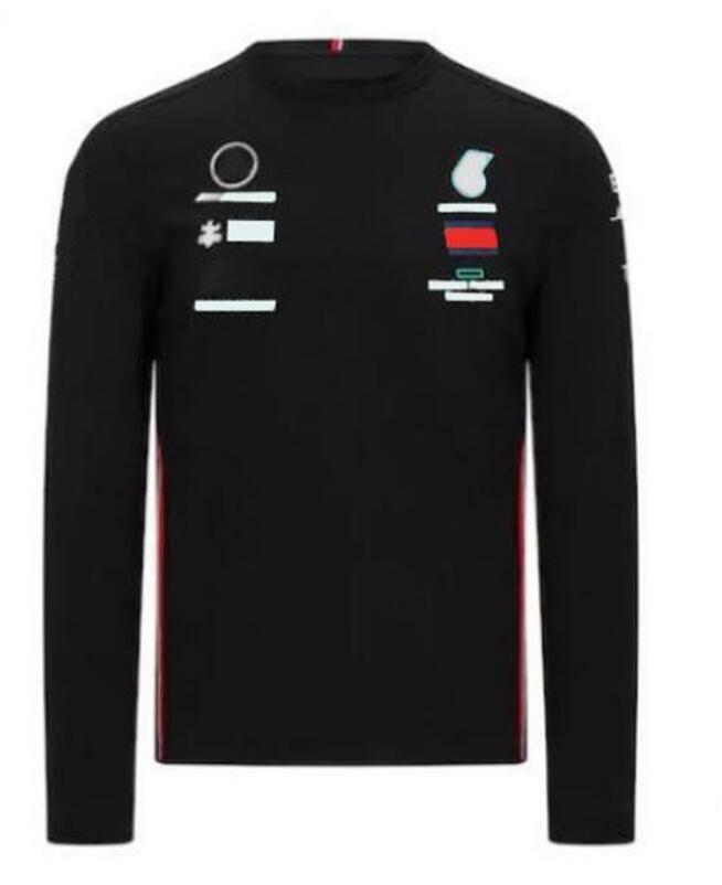 2020 Nouvelle course Veste à séchage rapide Jersey de moto T-shirt à manches longues Polyester Rider à séchage rapide Costume de course en descente avec le même C