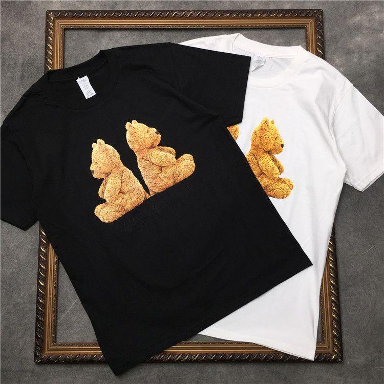 Мужские дизайнерские футболки роскошный новый бренд дизайнер с короткими рукавами мода напечатанные топы повседневные открытая одежда 2020 летняя футболка