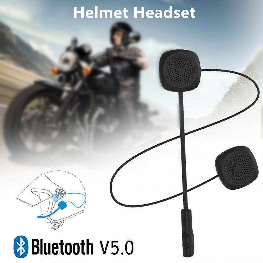Мотоцикл Bluetooth-гарнитура Шлем Наушники Moto Handsfree Наушники с микрофоном с микрофоном для мобильного телефона для мобильного телефона, Voice GPS навигация