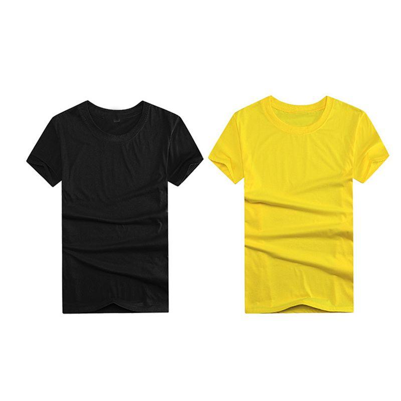 بارد الكلب نمط S-5XL القطن رجل القمصان زائد الحجم لينة إمرأة القمصان أسود رجل المرأة الصيف بلايز الأعلى قصيرة الأكمام قميص