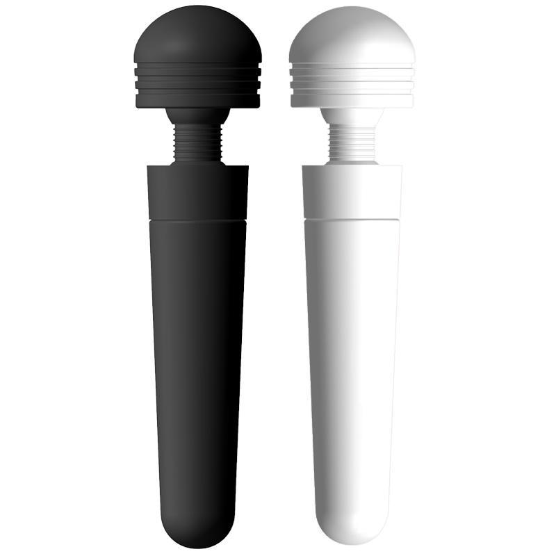 Venda inteira adulto brinquedos sexuais para mulher 10 velocidade USB recarregável clitóris oral clitóris para mulheres AV Magic Wand Vibrador Massager G-Spot