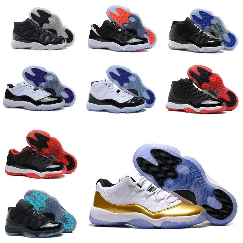 2020 Jordan Air retro 11s 12s 13 45 11 de basket-ball wmns Chaussures Cultivé pour chaussures de sport Hommes Femmes XI eur 36-47 VVVP-3