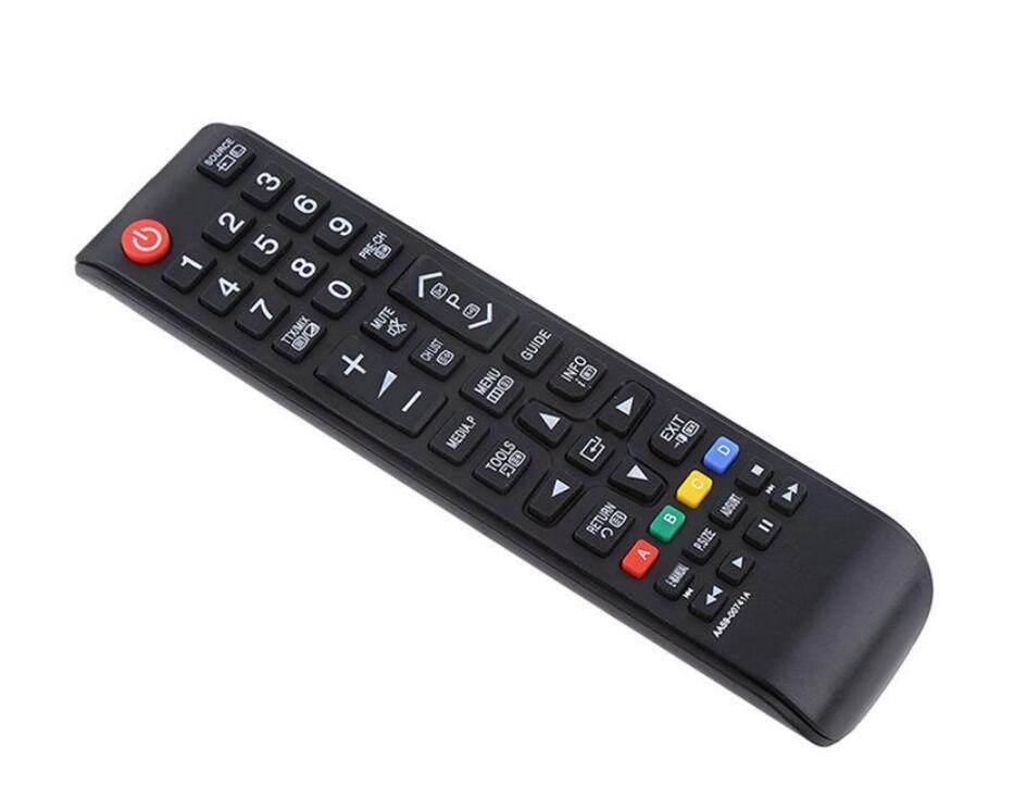 Spedizione veloce OEM UNIVERSAL Nuovo controllore remoto Regolatore sostituzione per Samsung HDTV LED Smart TV universale