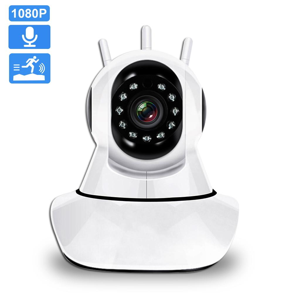 IP Camera 1080P Wifi Two Way Audio Low Power Consumption Home Security Camera Motion detection IR Night Vision CCTV Surveillance
