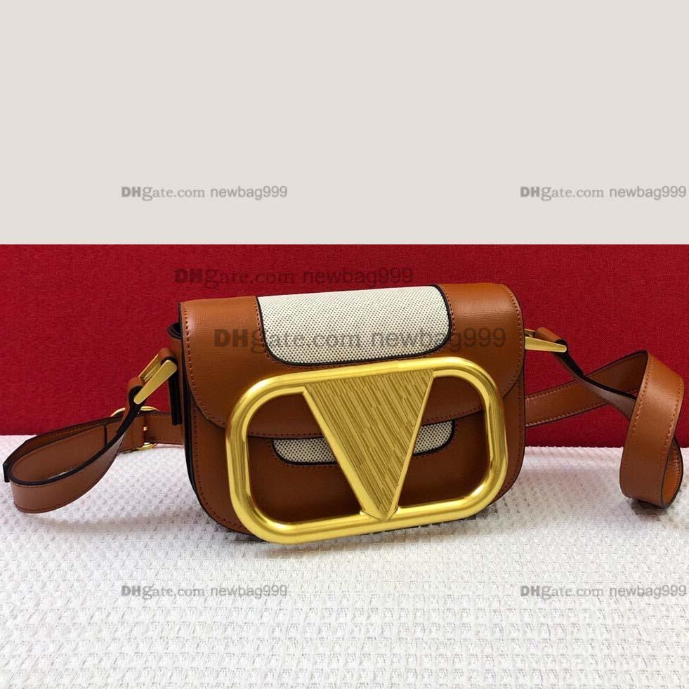 2021 الرجعية السرج حقيبة المرأة الكتف رسول حقائب مصمم حقيبة يد مع صندوق مصممي الفضلات حقائب الأزياء الصليب الجسم للنساء Newbag999