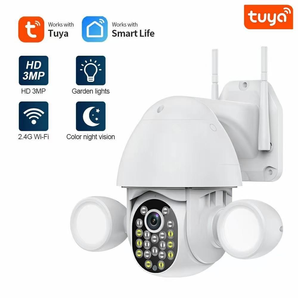 WiFi كاميرا مراقبة 2 مليون كاميرا لاسلكية قبة الكاميرا 1080P بطاقة كاميرا مراقبة الشبكة على رأس بطاقة wifi بالجملة