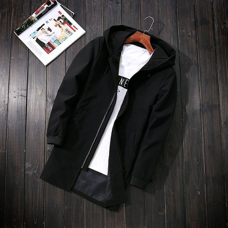 2021 Yeni ve Ceketler Yeşil Mens Mont Casual erkek Rüzgarlık Kapşonlu Ceket Artı Boyutu 5XL Dış Giyim Coat Erkek Giysileri FYY692 Latt