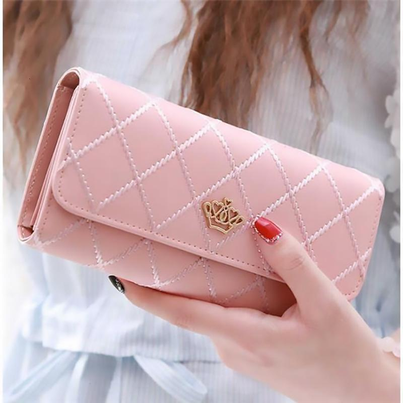 Wallet Classical Large Cute New Casual Fashion Women Purse