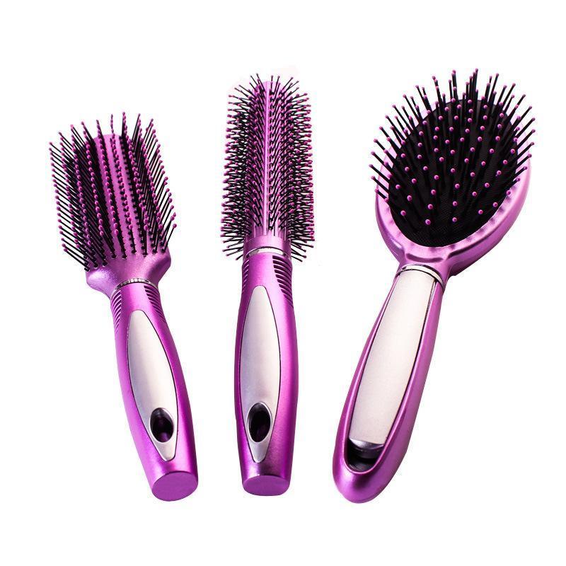 Hair Pinsels Professional Combs Salon Friseur Kamm Anti-Static Hairbürh Care Styling Tools Set Kit für
