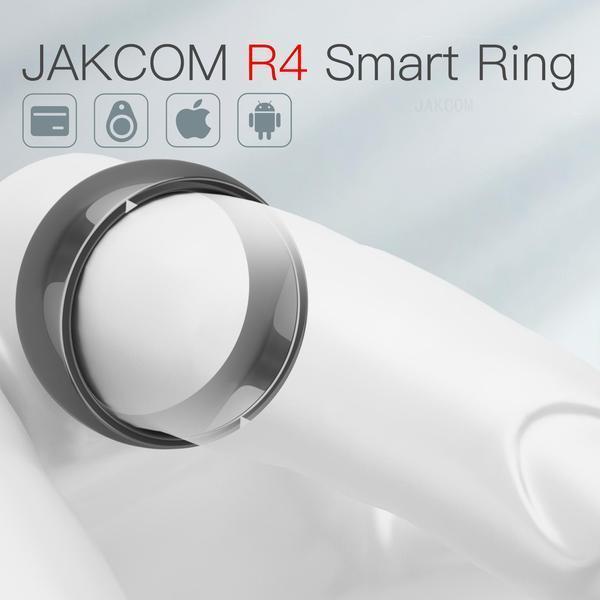 Jakcom R4 الذكية الدائري منتج جديد للساعات الذكية كما MI الفرقة 4 حزام Smartband M5 T500