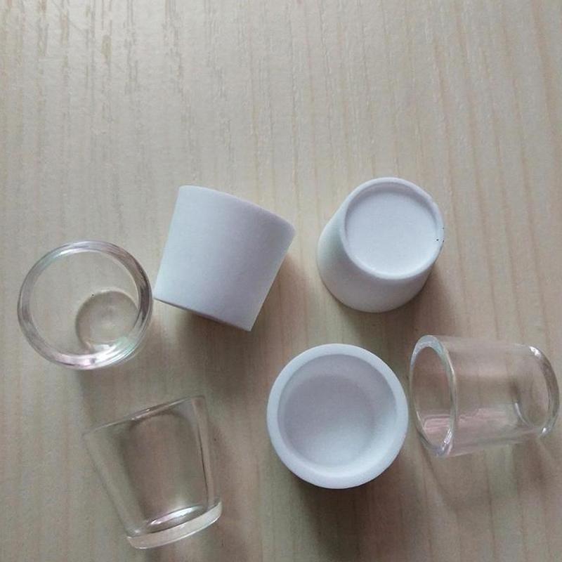 G9 inserção de calor câmara câmara cerâmica tigela de titânio quartzo bobina de silicone carboneto de carboneto elemento substituição para vaporizador de bobina de soc vape epro