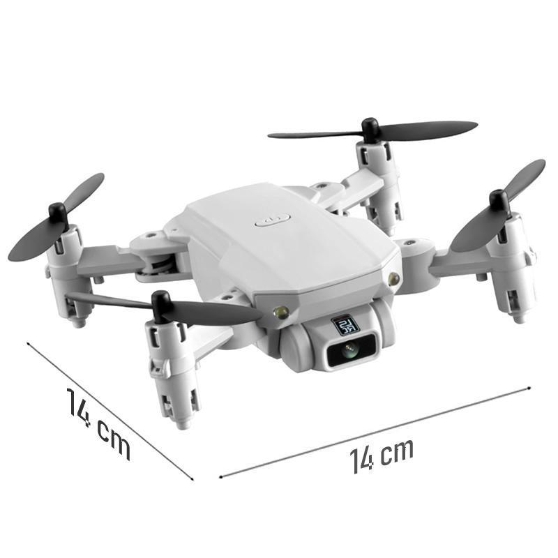 미니 rc 무인 항공기 UAV Quadcopter 카메라 와이파이 FPV 공중 사진 헬리콥터 접이식 LED 조명 품질 글로벌 장난감 AOSST