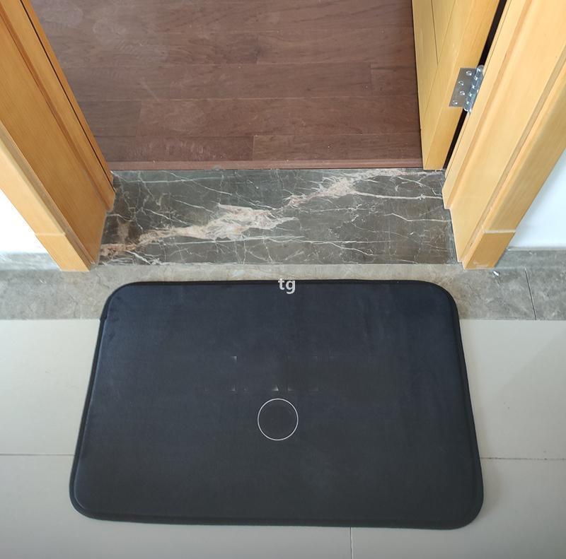 50 * 80 cm retângulo porteiro interior durável assoalho silencioso mats tapete banheiro balcão cozinha quarto tapetes x